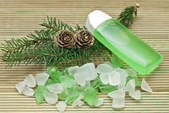 Bath salts. Stock Image