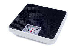 Bath Scales Royalty Free Stock Image