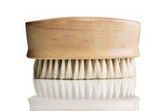 Bath scrub brush Royalty Free Stock Images