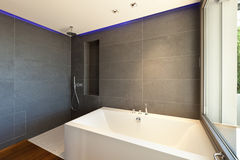 Bath and shower Stock Photography