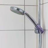 Bath shower head isolated Royalty Free Stock Image