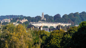 BATH, SOMERSET/UK - OCTOBER 02 : View of St Stephen's Church in Stock Photography