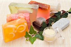 Free Bath Spa Items Stock Photo - 5197450