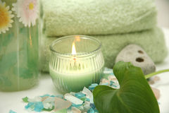 Bath - Spa Retreat Stock Images