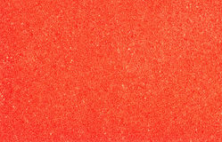 Bath sponge closeup, red abstract poriferous background Stock Photography