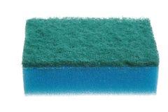Bath sponge isolated Stock Images
