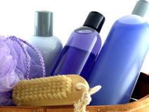 Bath stuff 2 Royalty Free Stock Image
