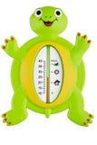 Bath thermometer Royalty Free Stock Photos