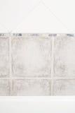 Bath and a tile Stock Photo