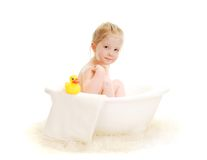 Free Bath Time Royalty Free Stock Images - 10580909