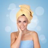 Bath time Royalty Free Stock Photos