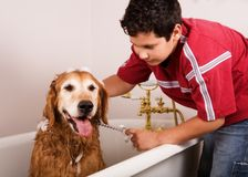Free Bath Time Royalty Free Stock Photo - 3539535