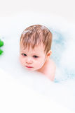 Bath time Stock Photos