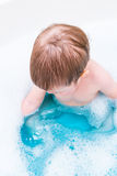 Bath time Royalty Free Stock Images