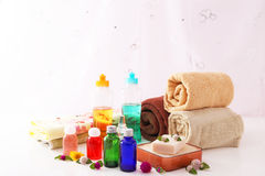 Bath time Royalty Free Stock Photography