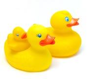 Bath time toys Stock Photos