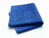Bath towel Stock Photography