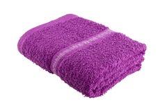 Bath towel Stock Image
