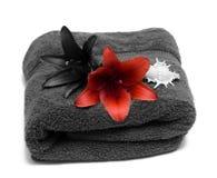 Bath Towel Stock Photos