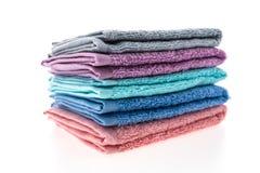 Bath towel Royalty Free Stock Image