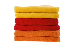 Bath towel Royalty Free Stock Images