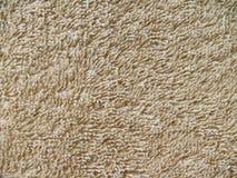 Bath towel texture Stock Image