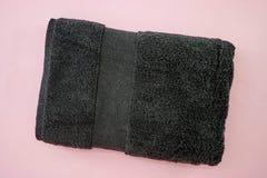 Bath Towels. A studio photo of bath towels Royalty Free Stock Photo