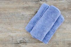 Bath Towels Royalty Free Stock Photo