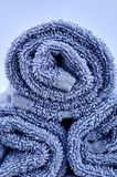 Bath Towels Royalty Free Stock Images