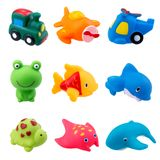 bath toys Royalty Free Stock Photo