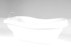 Bath Tub Royalty Free Stock Photos