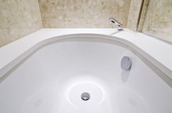 Bath tub detail Stock Images
