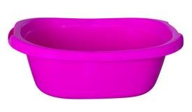 Bath tub - rose Stock Photo