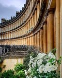 Bath, United Kingdom. Beautiful Bath architecture stock photos
