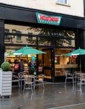 Krispy Kreme Bath stock photos