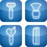 Bath utensils Stock Photo