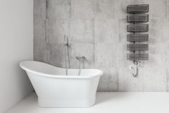 Bath which nothing distracts royalty free stock images