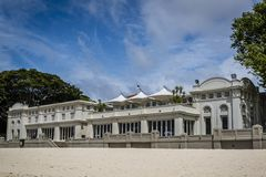 Bathers'-Pavillon, Sydney, NSW, Australien stockbild