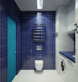 Bathhroom in newly converted house Stock Photos
