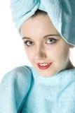 Bathing beauty Royalty Free Stock Image