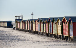 Bathing Box Perspective Royalty Free Stock Image