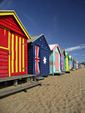 Bathing Boxes Stock Images