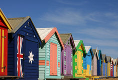 Free Bathing Boxes In Melbourne Stock Photo - 4547120