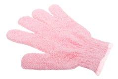 Bathing gloves Royalty Free Stock Photo