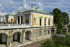 Bathing Hall of the Catherine Palace near Saint Petersburg, Russia Royalty Free Stock Photos
