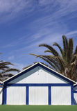 Bathing hut Royalty Free Stock Photos