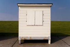 Bathing Hut Stock Photography
