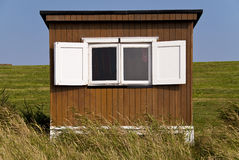 Bathing Hut Stock Images