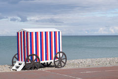 Bathing machine. Royalty Free Stock Photo