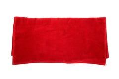 Bathing towel. Isolated object on white - bathing towel royalty free stock image